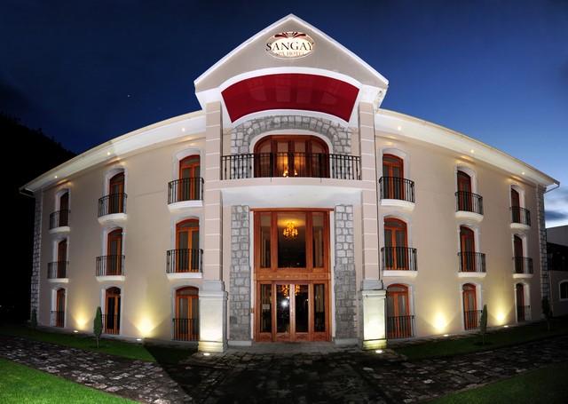 Hoteles en ba os de agua santa sangay spa hotel - Hoteles en banos ecuador ...