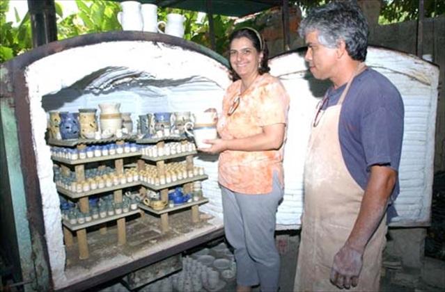 Artesanos en carabobo valencia artesan as los juanes - Artesanos valencia ...