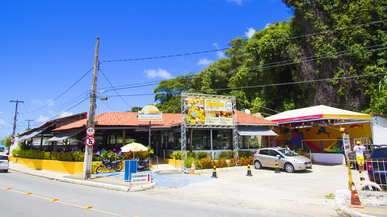 Restaurant Pontal do Cabo