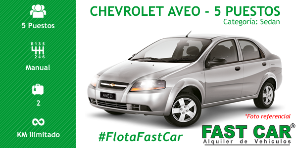 Fast Car Alquiler de Vehiculos - Rent a Car
