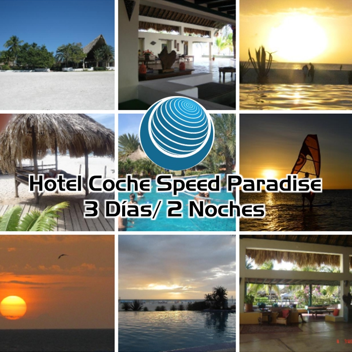 ​Coche 3 Días/ 2 Noches - Hotel Coche Speed Paradise